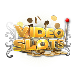 videoslots logo gul
